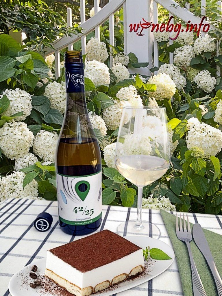 42-25 Sauvignon Blanc 2019 - Midalidare Estate
