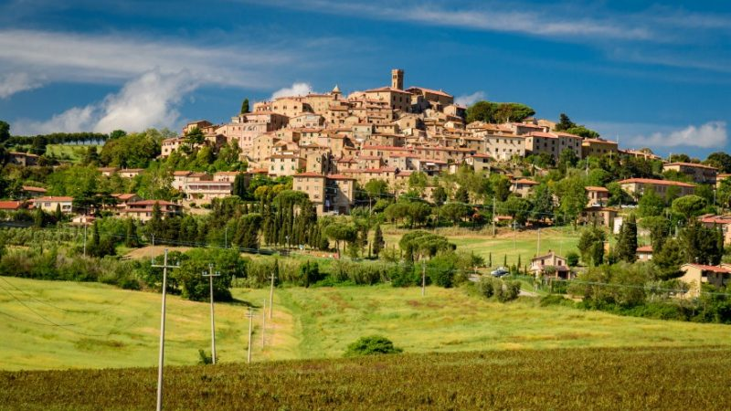 Прабългарският град Болгери – Родната следа в уникалното вино на Тоскана