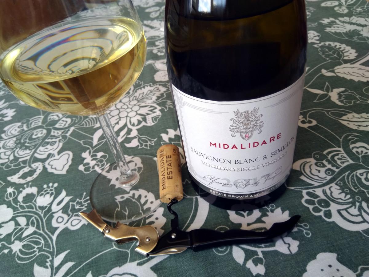 Midalidare Sauvignon Blanc & Semillon 2017