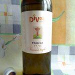 Muscat Simeonova Mogila 2018 - Dives Winery label