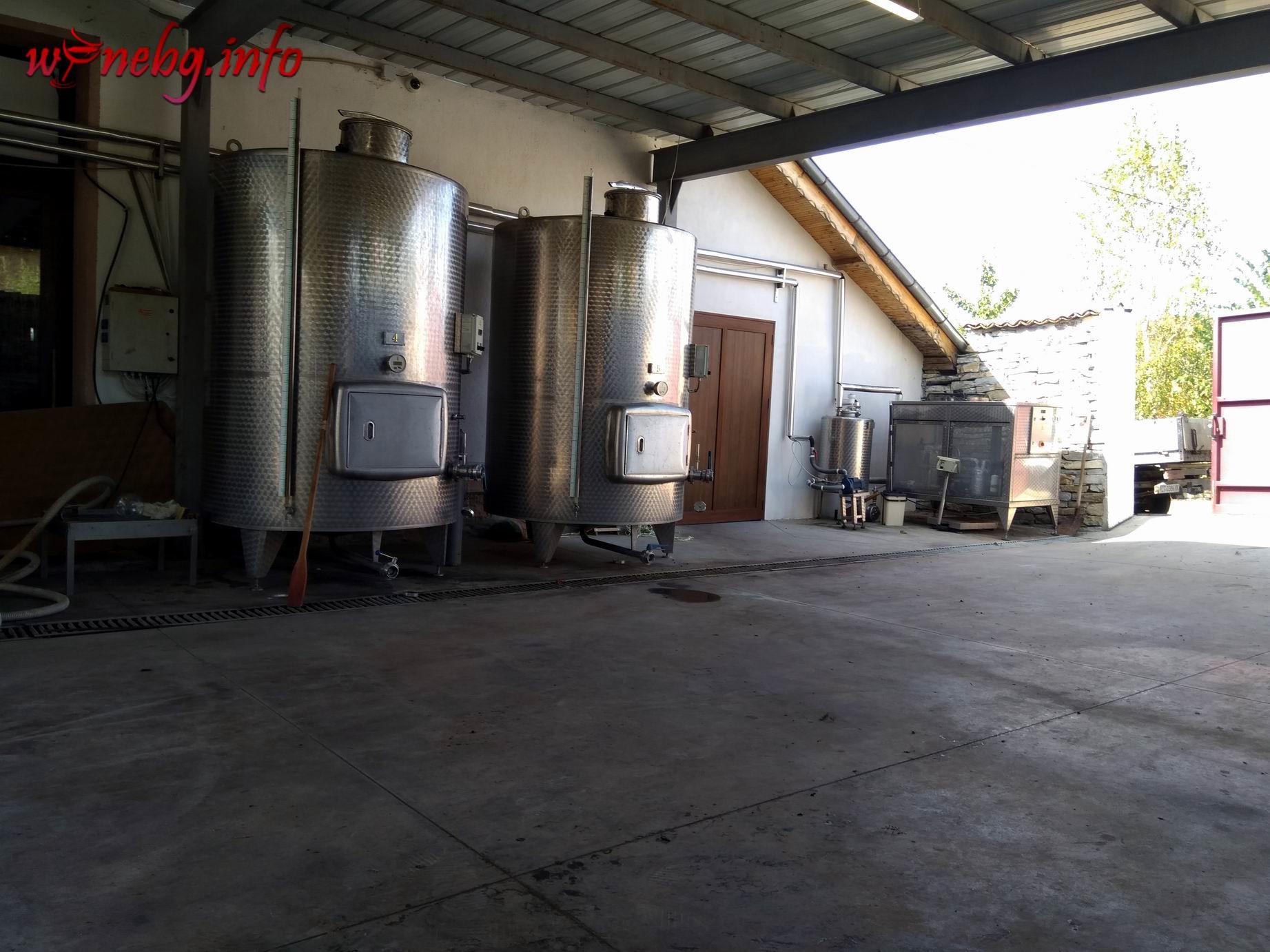 Roxs Winery - Winebg.info