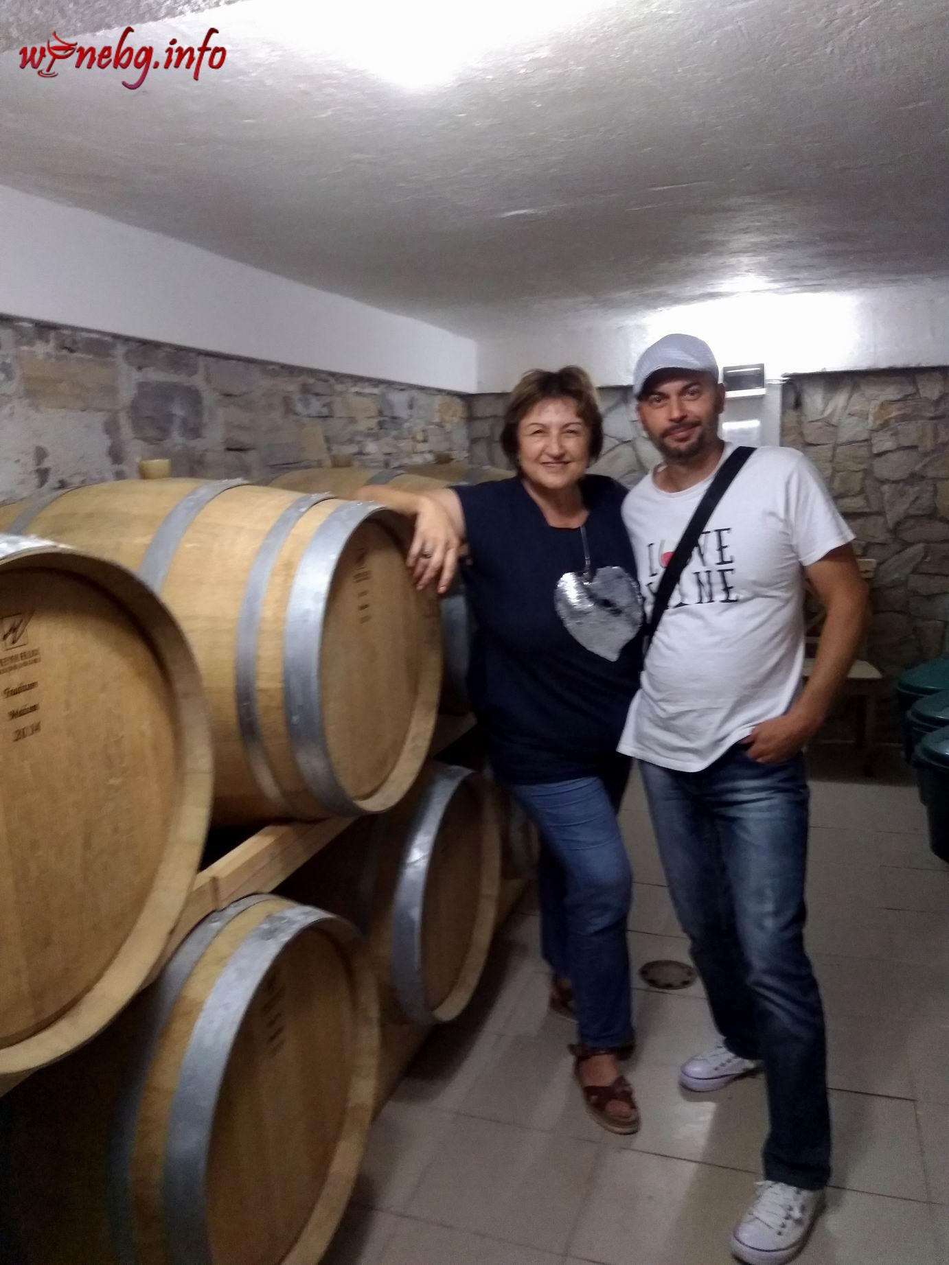Snejana mutafchiyska-Roxs Winery - Winebg.info