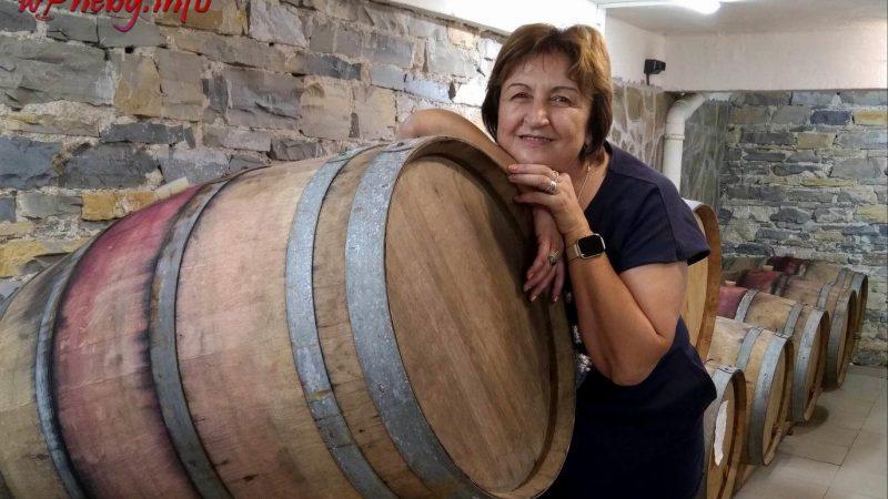 Снежана Мутафчийска за ROXS Winery