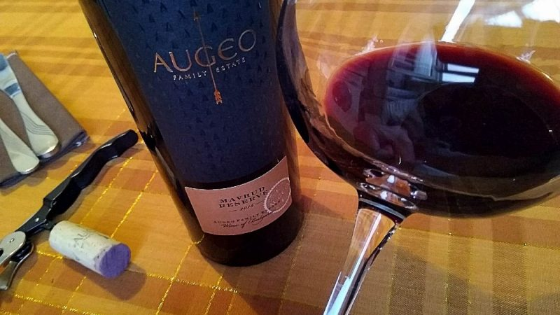 Mavrud Reserve 2016 – Augeo Family Estate
