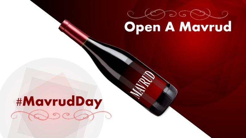 #MavrudDay – Ден на Мавруда ще честваме всяка година…