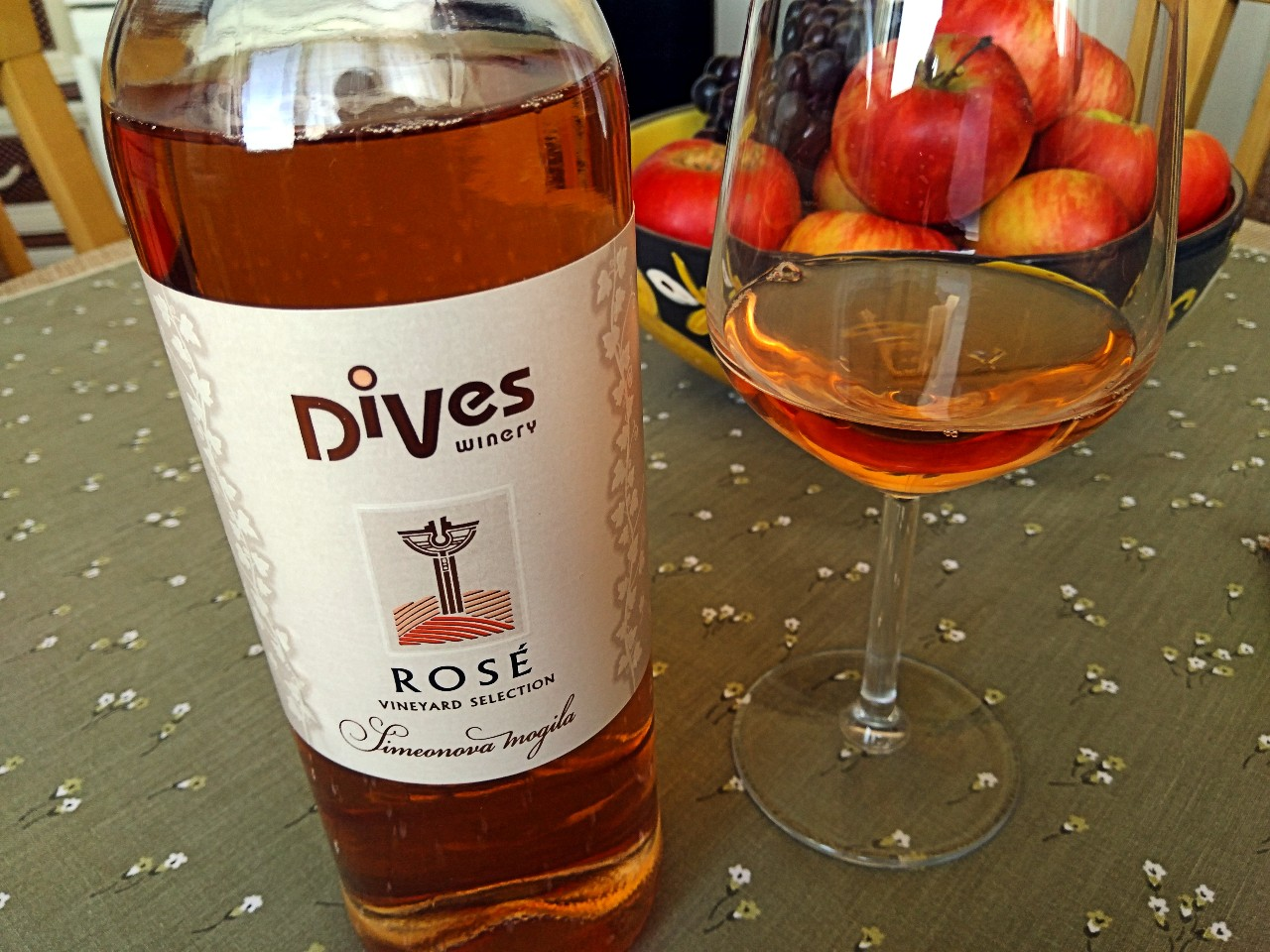 Rose 2018 Vineyard selection – Dives Estate