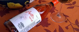 Rose Anita 2019 – Rupel Winery