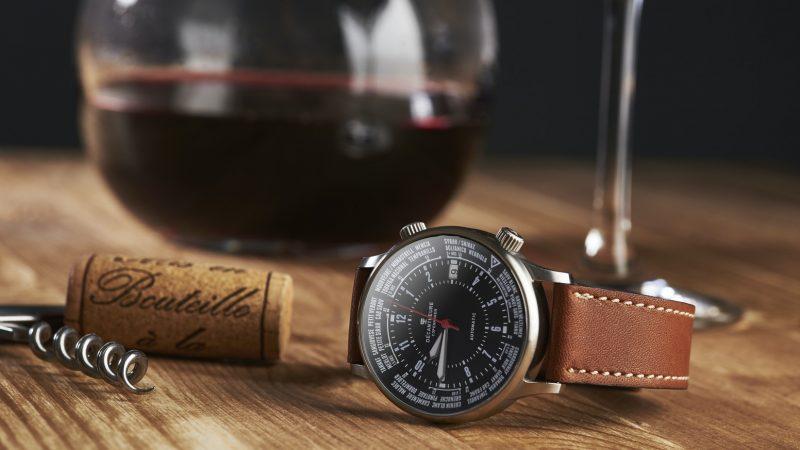 Часовник за декантиране на вино