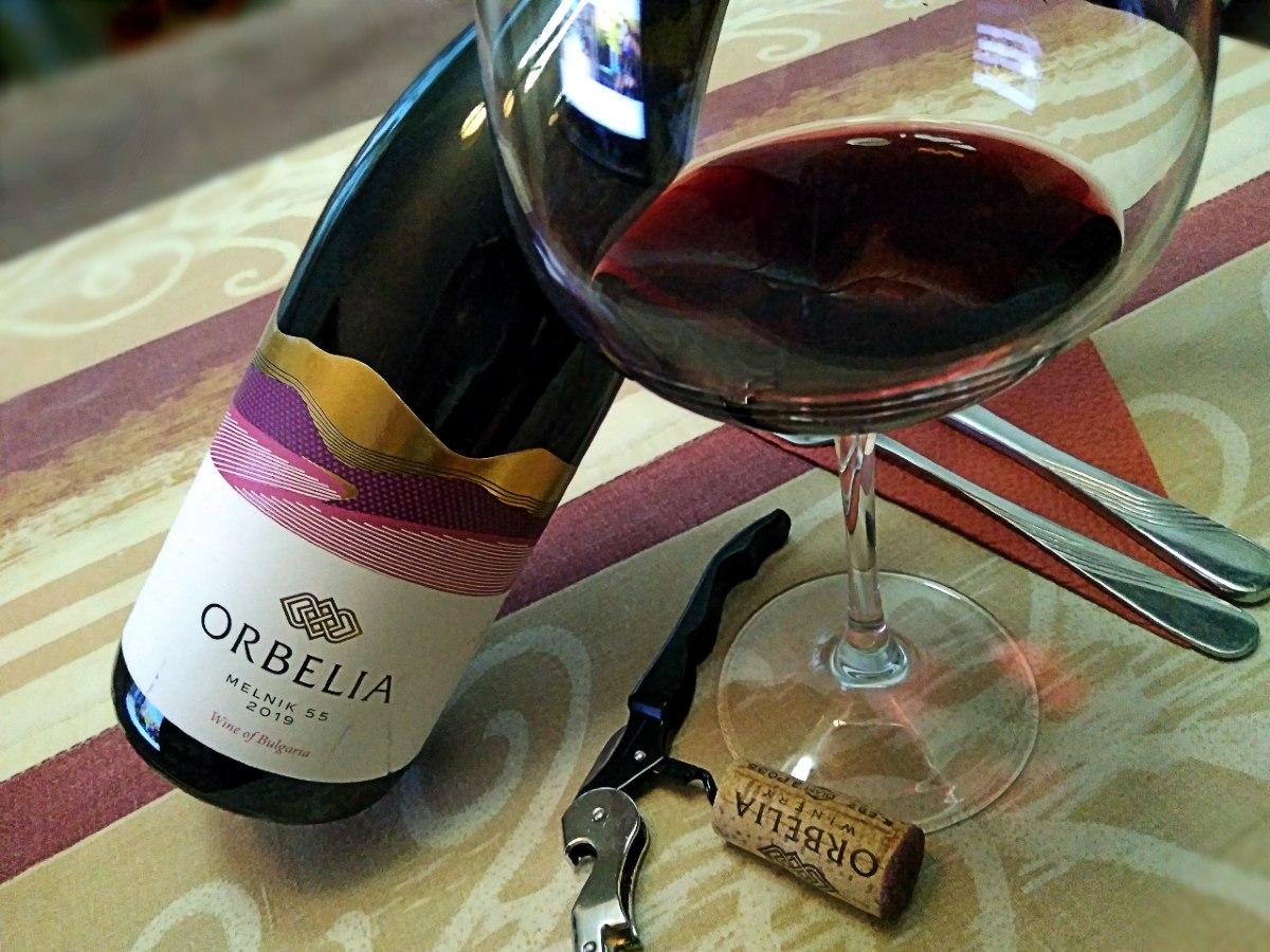 Melnik 55 2019 – Orbelia Winery