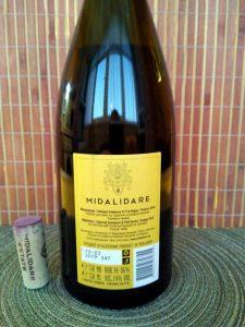 Midalidare Cabernet Sauvignon & Petit Verdot 2018