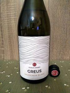 Greus Sauvignon Blanc 2019 - Tohun Winery