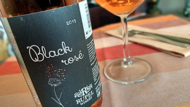 Black Rose 2019 – Rupel Winery