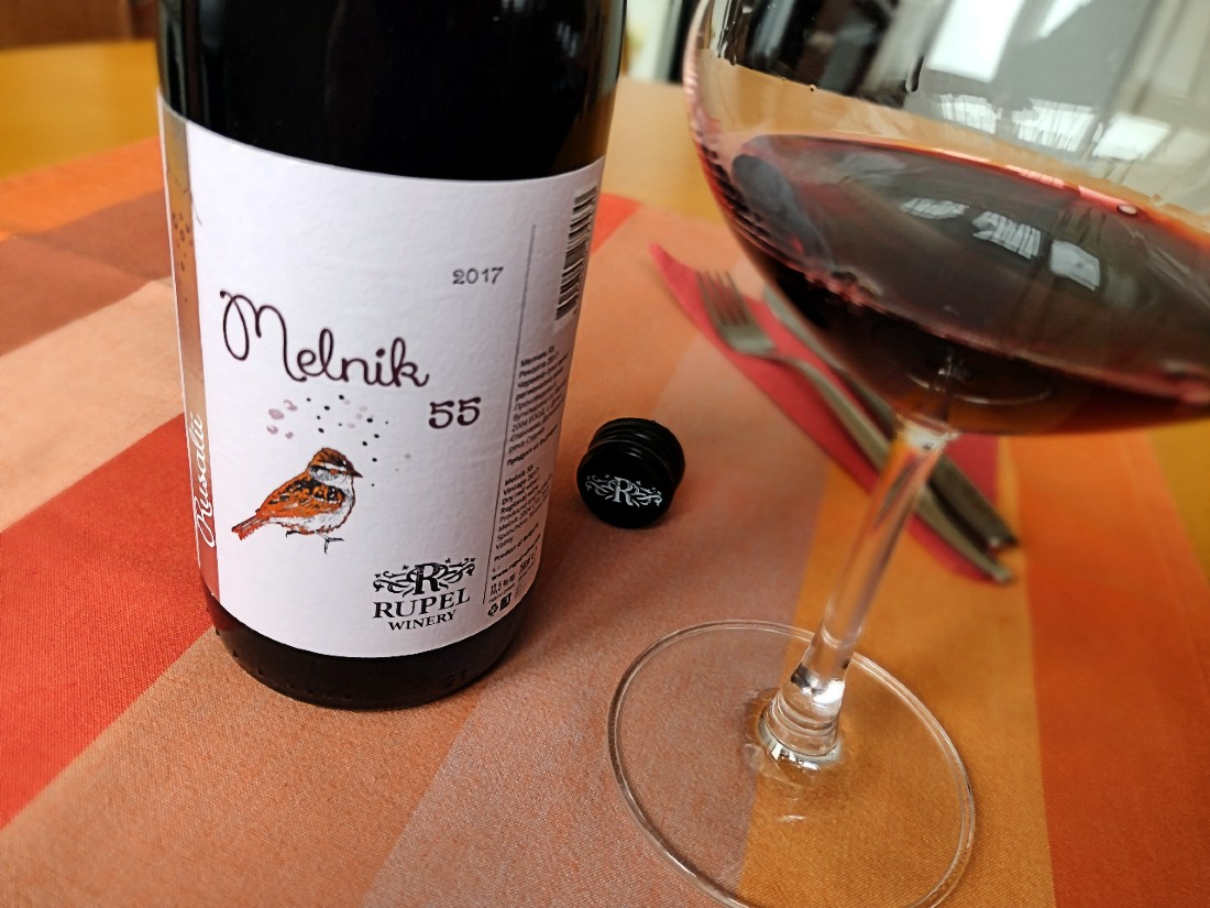 Melnik 55 Rusalii 2017 – Rupel Winery