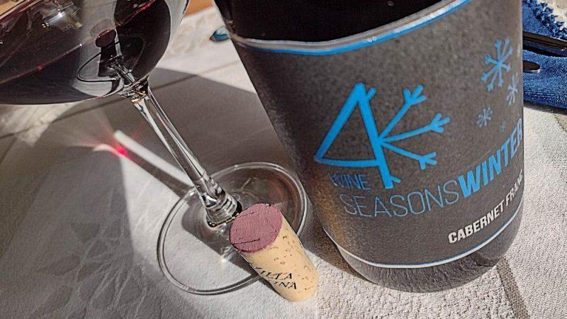 4 Wine Seasons Winter Cabernet Franc 2018 – Villa Yustina