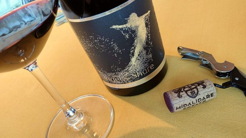 Angel's Share Syrah 2018 – Midalidare Estate