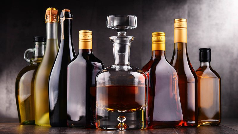 Видове алкохолни напитки