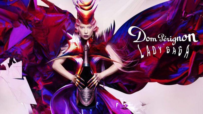 Лейди Гага ще бъде лицето на Дом Периньон през 2021 година