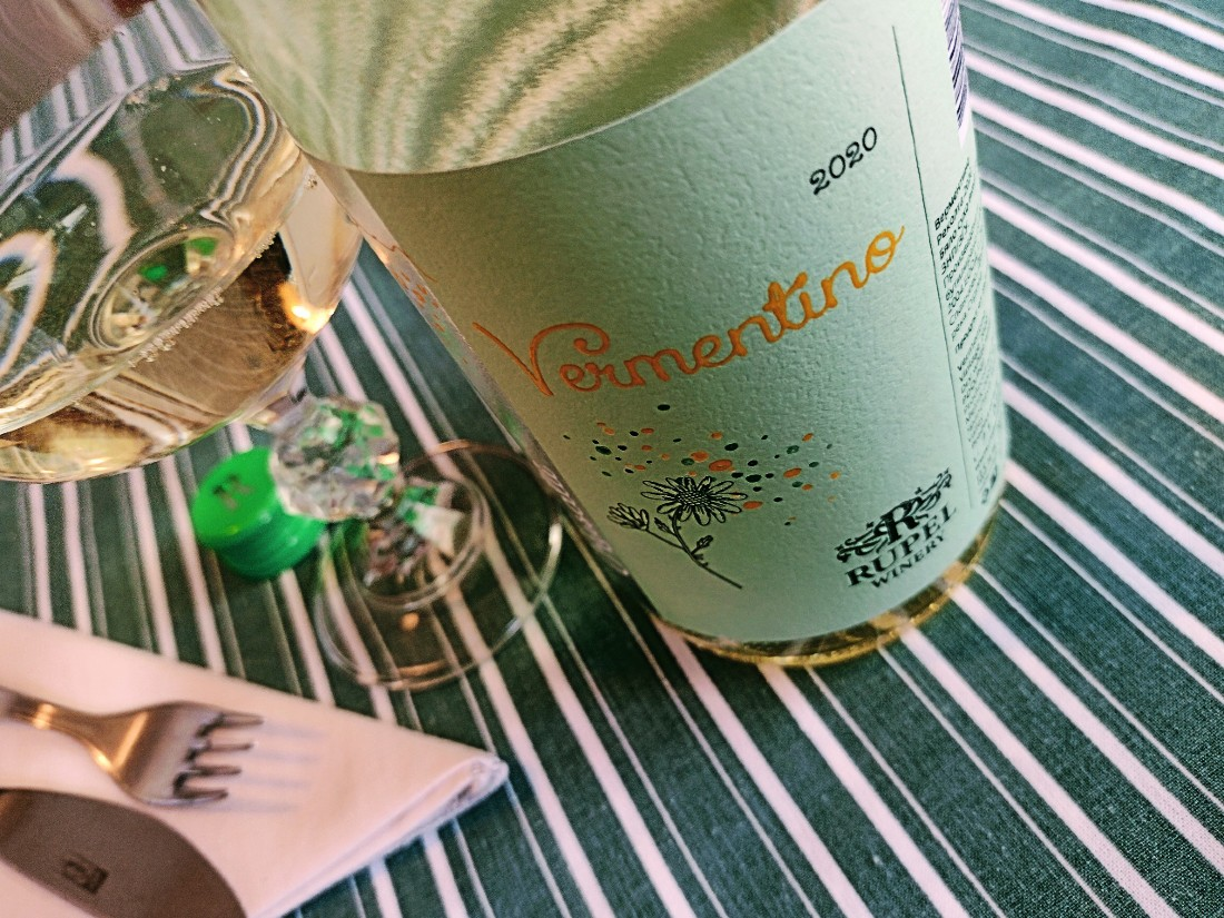 Vermentino 2020 - Rupel Winery