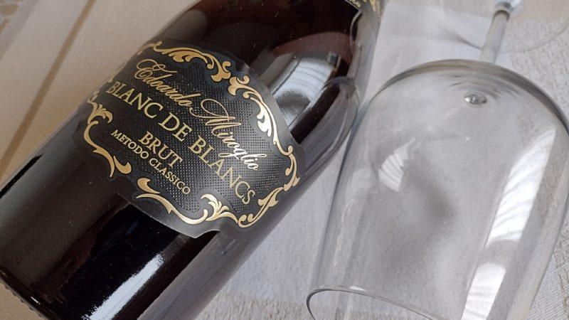 Brut Blanc de Blancs 2015 – Edoardo Miroglio