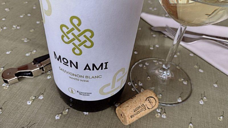 Mon Ami Sauvignon Blanc 2020 – Konopane Winery