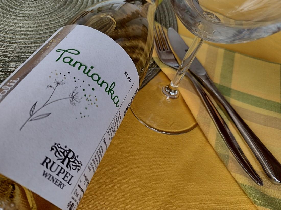 Rusalii Tamianka 2020 – Rupel Winery