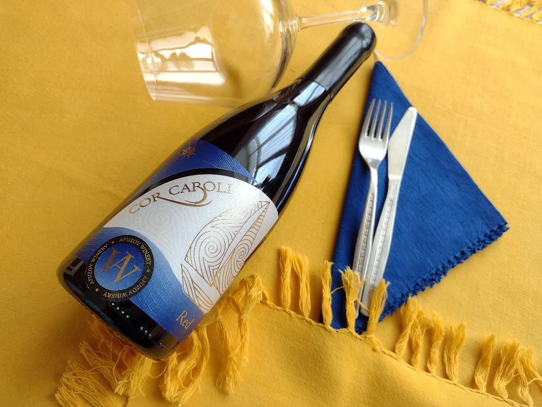 Cor Caroli Red 2020 – Afuzov Winery