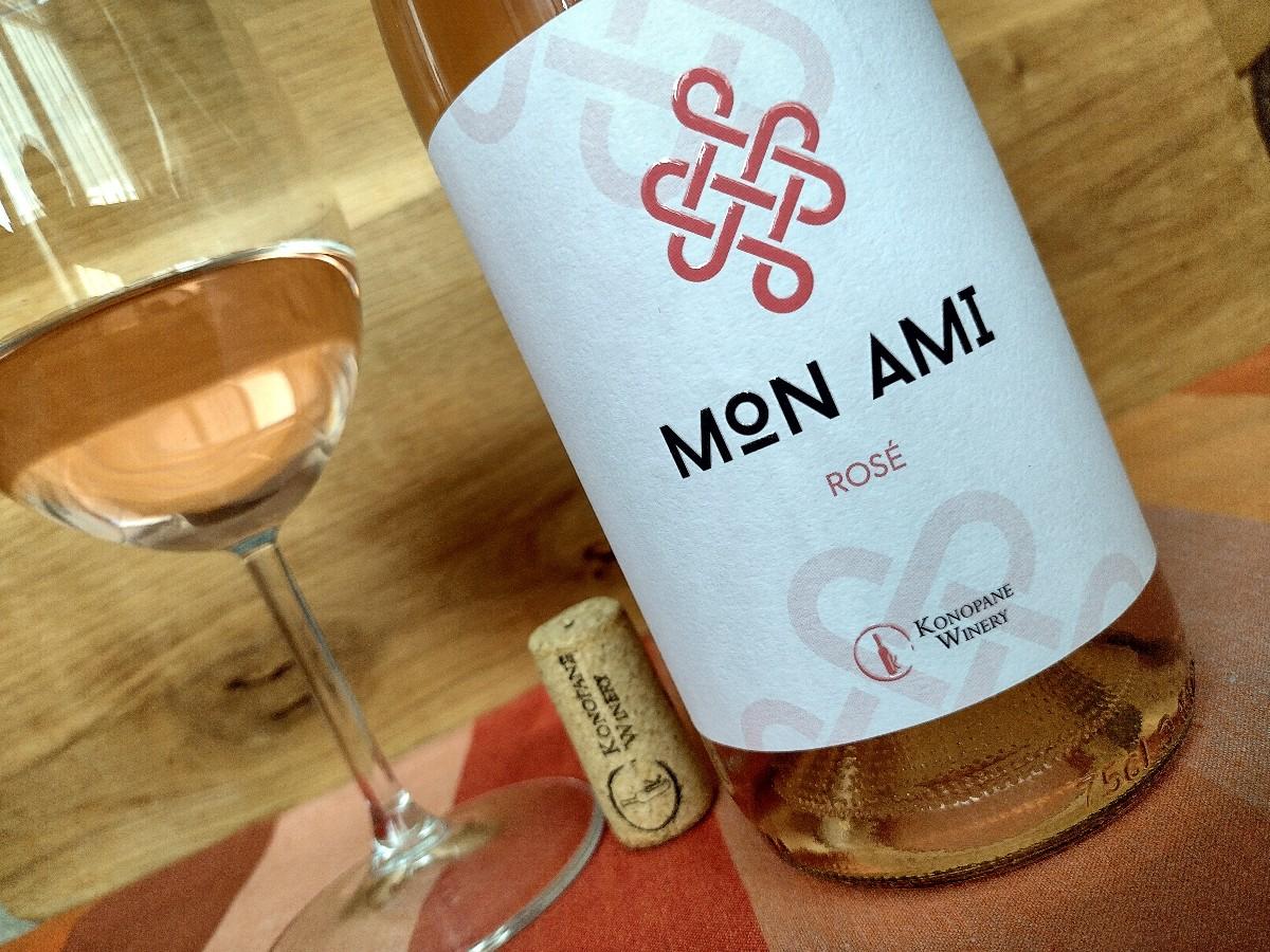 Mon Ami Rose 2020 - Konopane Winery