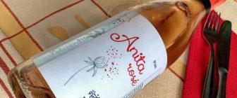 Rose Anita 2020 – Rupel Winery