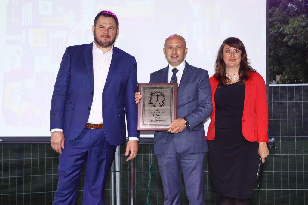 The Balkans International Wine Competition and Festival 2021 Награждаване