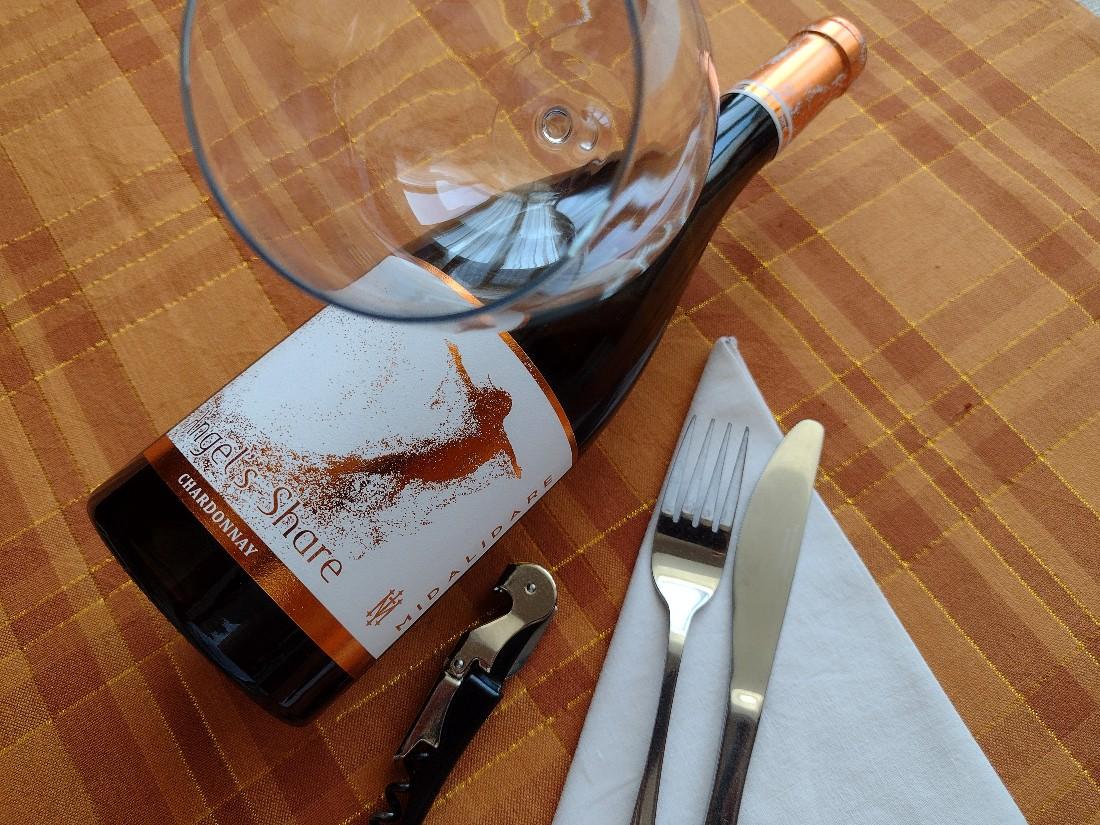 Angel's Share Chardonnay 2017 – Midalidare Estate