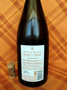 Angel's Share Chardonnay 2017 - Midalidare Estate