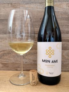 Mon Ami Chardonnay 2020 - Konopane Winery
