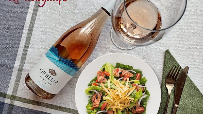 Orbelia Rose Melnik 2019 – Orbelia Winery