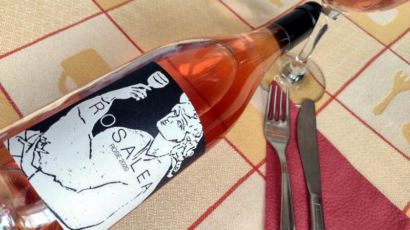 Rose Rosalea 2020 – Rosalea Wine