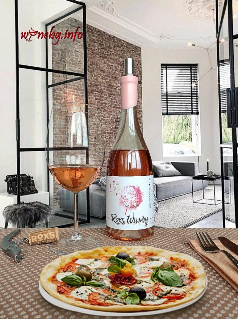 Rose Cabernet Franc 2020 - Roxs Winery