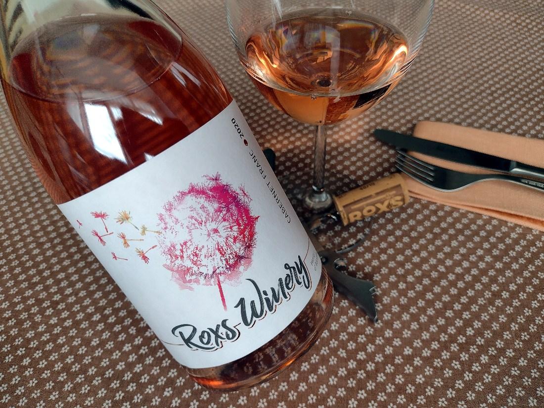 Rose Cabernet Franc 2020 – Roxs Winery