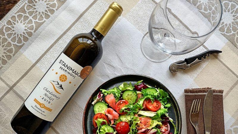 Stanimaka Marinovi Chardonnay & Misket 2019 – Vitus Marinovi