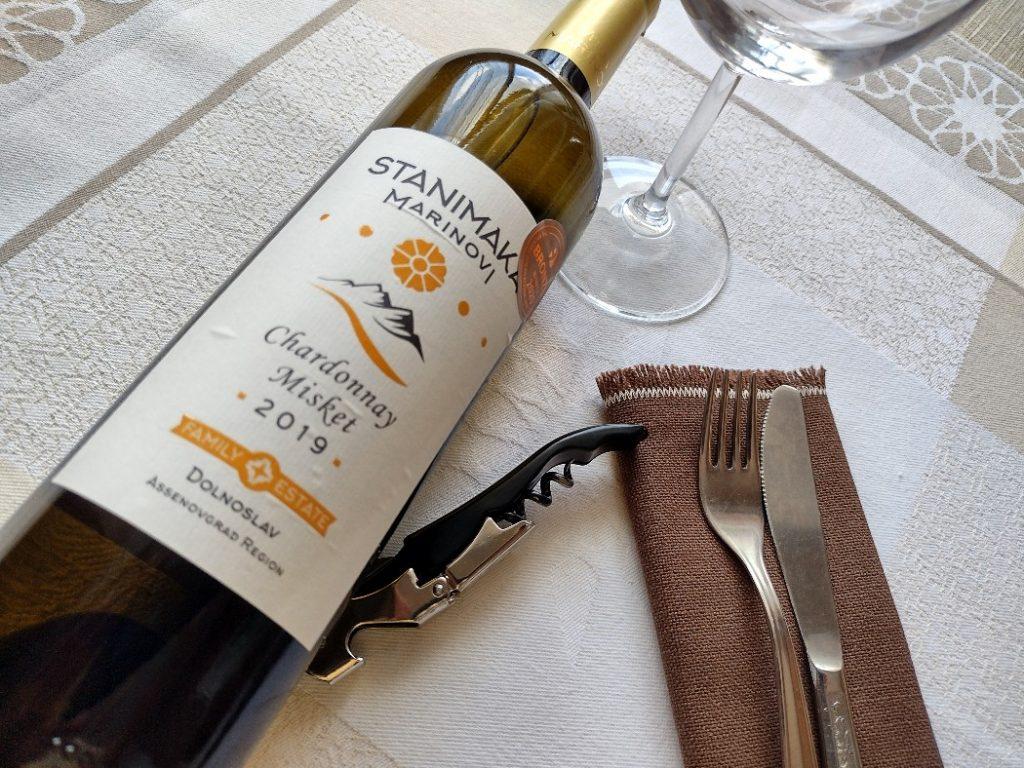 Stanimaka Marinovi Chardonnay & Misket 2019 - Vitus Marinovi