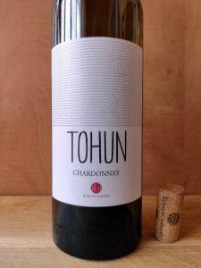 Tohun Chardonnay Barrique 2018 - Tohun Winery
