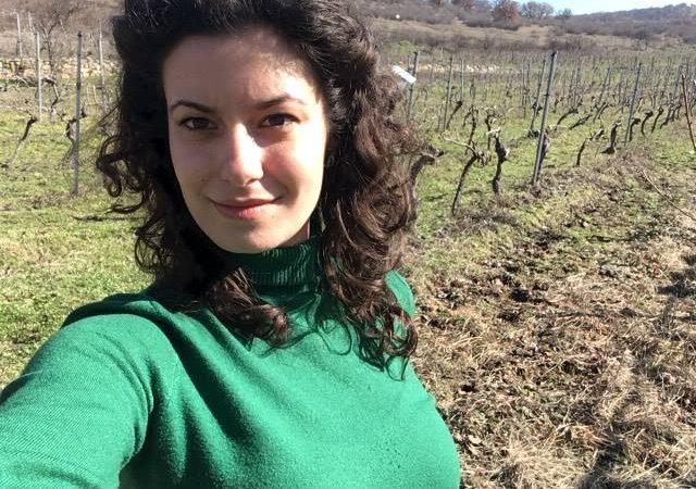 Ваня Костова: Искам да направя вино меко и нежно като кадифе…