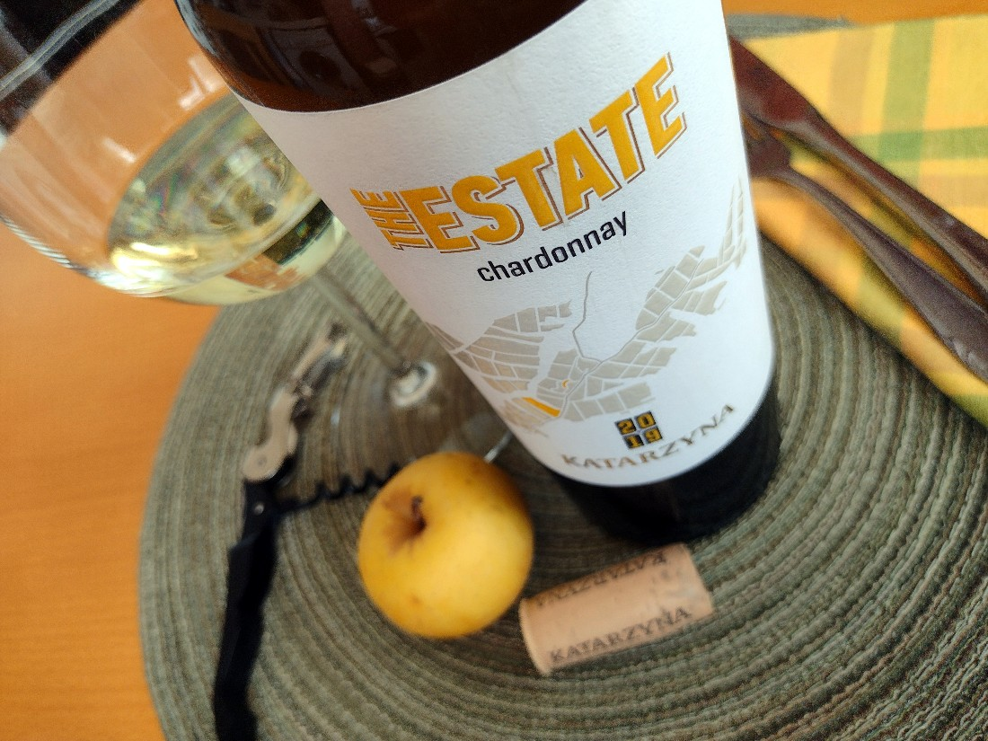 The Estate Chardonnay 2019 – Katarzyna Estate