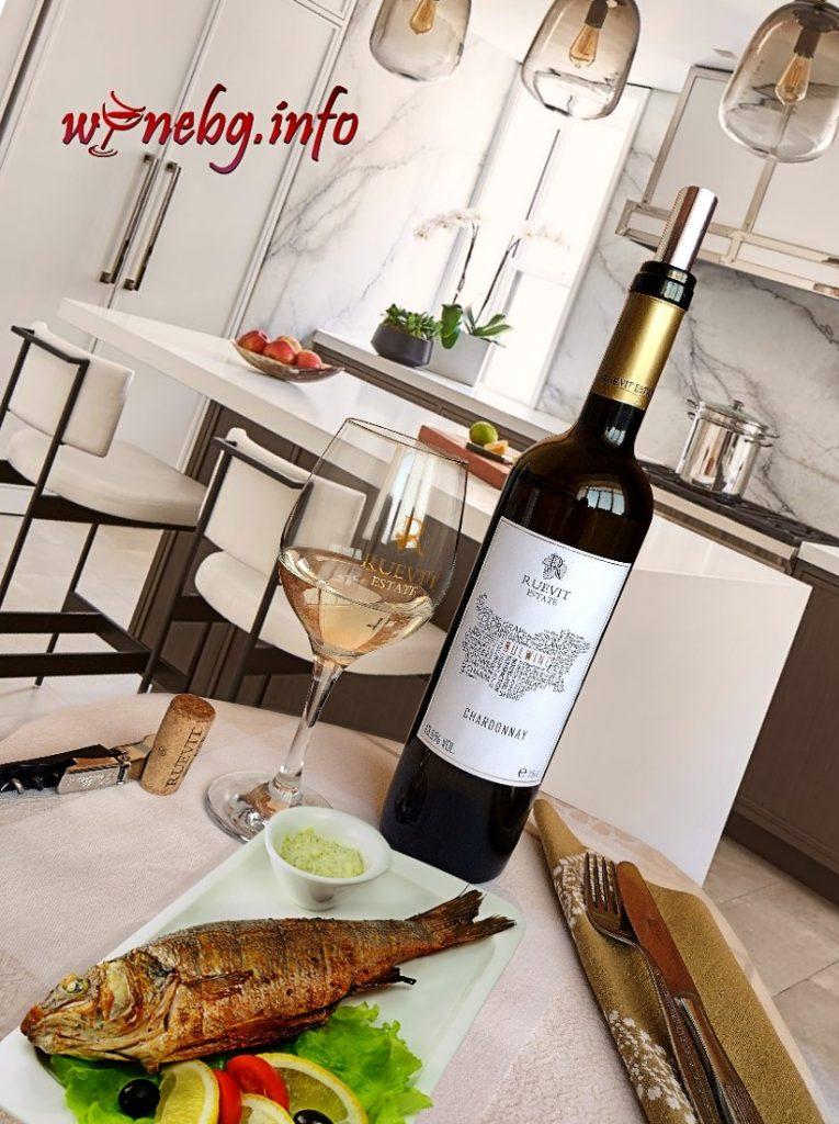 Bulwine Chardonnay 2020 - Ruevit Estate