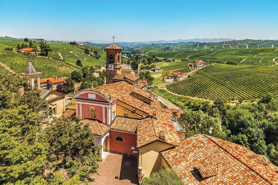 Топ 7 винени дестинации в Италия