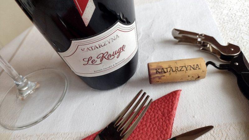 Le Rouge 2019 – Katarzyna Estate