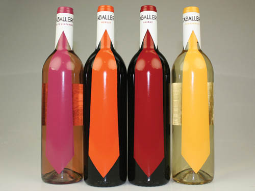 Caballero Wine Branding48